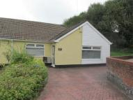 Semi-Detached Bungalow in 59, Yr-Ysfa, Maesteg...