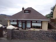 Detached Bungalow in 5, School Road, MAESTEG...