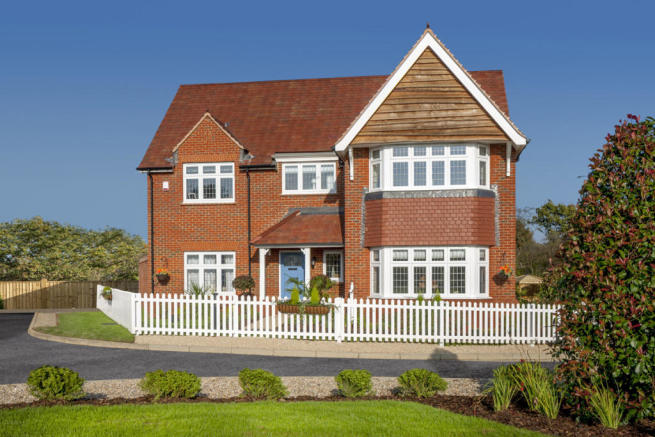 4 bedroom detached house for sale in lancaster close hamstreet tn26 tn26 for 3 bedroom houses to buy in reading