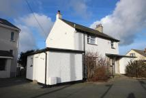 Detached home in Station Road, Rhosneigr...