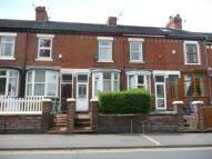 Terraced property in Princes Road, Hartshill