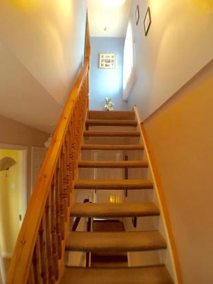 Stairs to 2nd