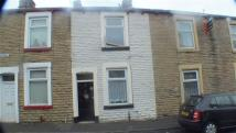 Terraced house in Brown Square, Burnley