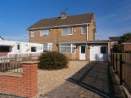 semi detached house in Tournament Road...