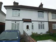 semi detached property to rent in Ellison Road, Sidcup...