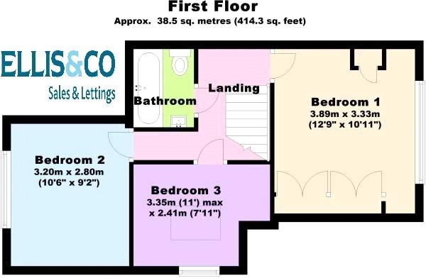 Floorplan F/Floor