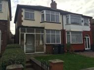 3 bed semi detached home in Old Bromford Lane...