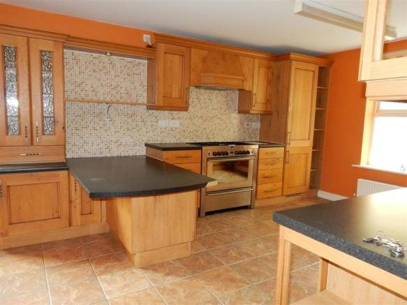 Kitchen, Dning Room,