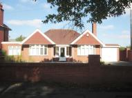 Detached Bungalow in Mansfield Road, Worksop