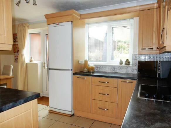 Kitchen Dinin Room