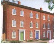 4 bed new property for sale in Saxon Grove  Great...