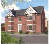 4 bed new house for sale in Saxon Grove  Great...