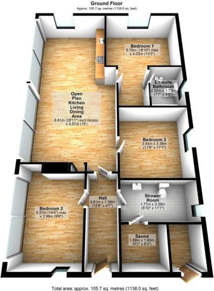 Annex Floor Plan