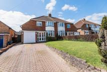 3 bed semi detached property in Callow Hill Road...