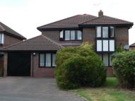 Detached house in Lovelace Close...