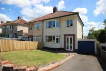 3 bed semi detached house in Arbutus Drive...