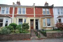 Terraced property in Stoke Lane...