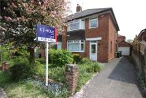 semi detached home for sale in Priory Court Road...