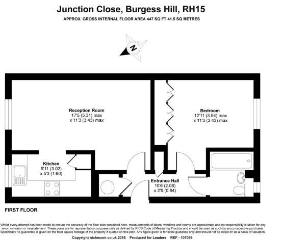 Floorplan 24 Junctio