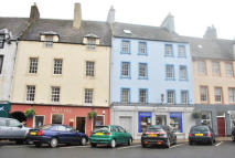Flat for sale in High Street, Haddington...