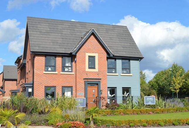 Morpeth show home