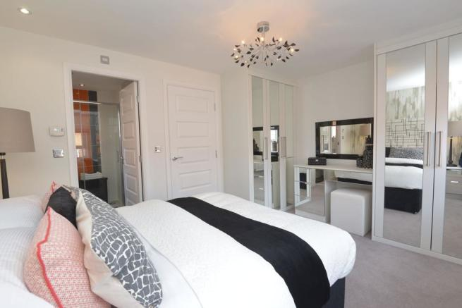 Rochester show home