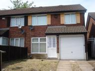Goode Avenue semi detached house to rent