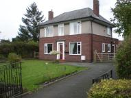 3 bed Detached house for sale in Wrexham Road, Holt...