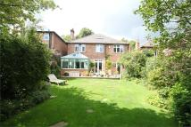 Detached house in Grange Road, Woodthorpe...
