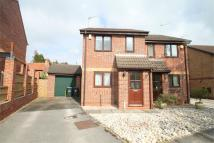 2 bed semi detached home in The Hollins, Calverton...