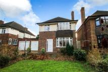 4 bed Detached home in Russell Drive, Wollaton...
