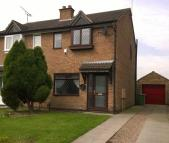2 bed semi detached home to rent in Sycamore Close...