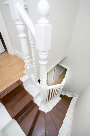 Staircase To Master