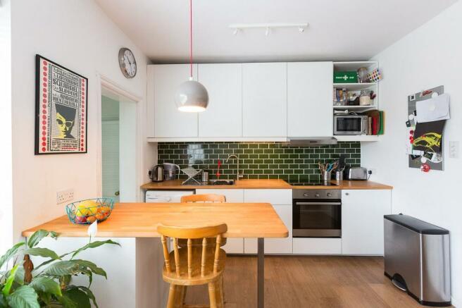 Open Plan lounge/kit