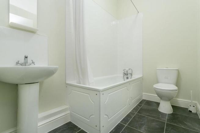 Ground floor bath
