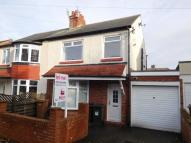 semi detached home to rent in Hillfield, Monkseaton...