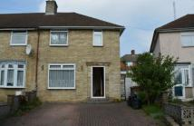 3 bed semi detached property for sale in Connington Crescent...