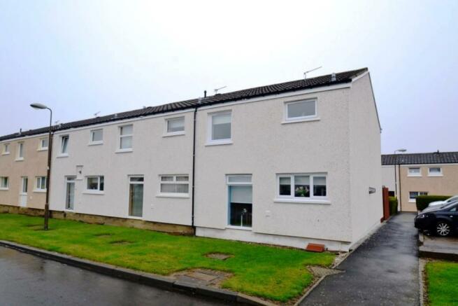 3 bedroom end of terrace house for sale in 49 calgary avenue livingston west lothian eh54 6bj