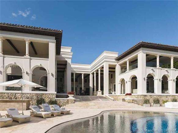 10 bedroom house for sale in Coral Gables, Florida, US, USA