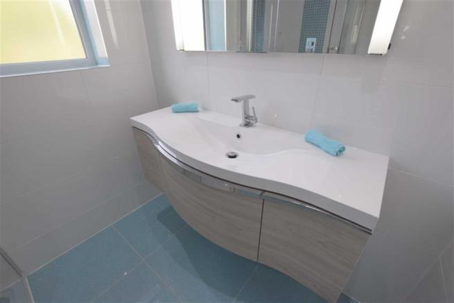 Three Piece Shower Room