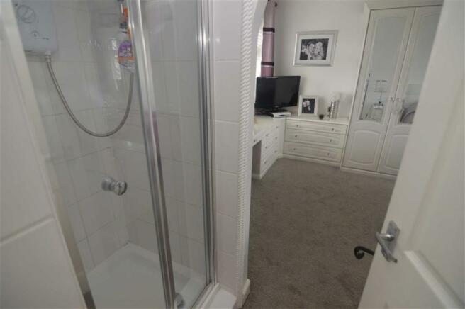 Shower To Master Bedroom