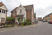 4 bed Detached home in Parnell Close...