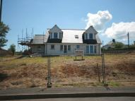 Detached house in Springbank, Brodick...