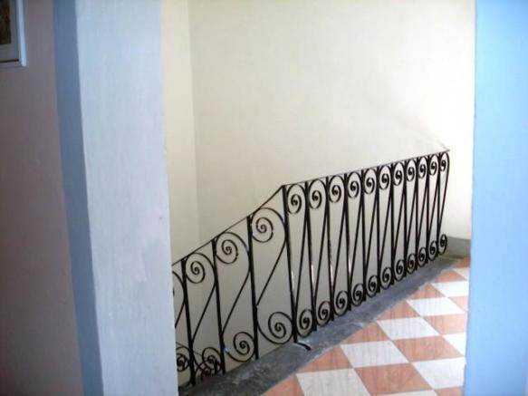 Shared stair case