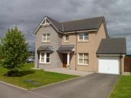 Detached house in Balfluig View, Alford...