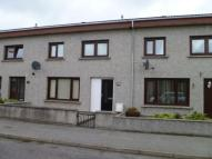 Terraced home in Charles Gardens, , AB51