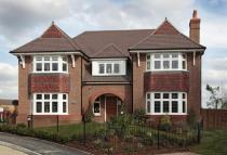 5 bed new home in Allesborough Hill...