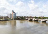 2 bedroom Flat in Views over the River...