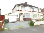 semi detached property in Wakefield Drive, Moreton...