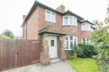 3 bedroom semi detached home in Canterbury